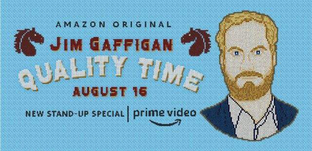Jim Gaffigan Quality Time 19 6x48 R01 2